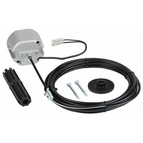 Kit de Faac eléctrico de la liberación del freno externo para motores de la RL y la humedad relativa, 391450