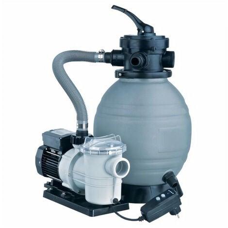 Kit de Filtration a sable pour piscine - 2,5m3/h
