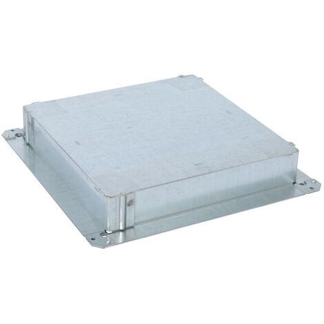 Kit de finition béton ciré pour boîte de sol version standard 16 modules ou 24 modules hauteur 50mm (088085)