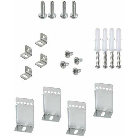 Kit de Fixation pour Dalle LED BRAVO 30x60cm - 60x60cm
