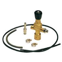 Kit de gaz pour bouteilles jetables Telwin 802032.