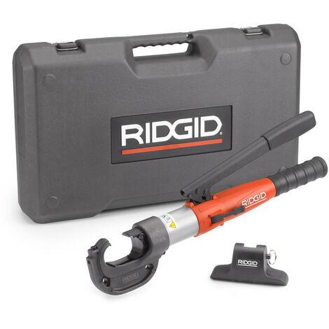KIT de herramienta de Prensado de plomería Ridgid REYES de 130 M con un cuadro de 48378