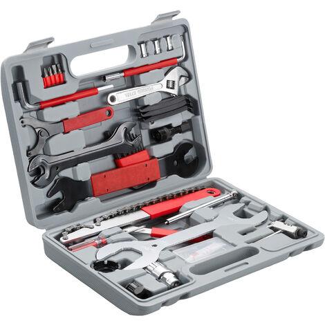 Kit de herramientas para bicicleta Giro de 50 piezas - gris