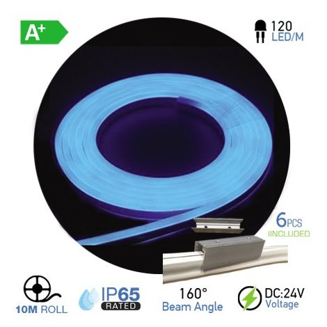 Kit de iluminación LED para cama con sensor de movimiento 1x1200mm