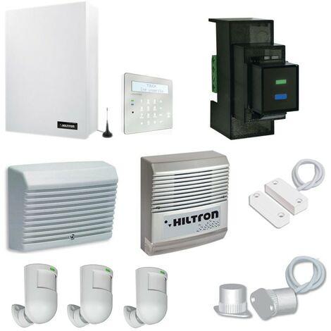 Kit de Intrusión Hiltron con la central de radio XMR4000 KXMR4000T
