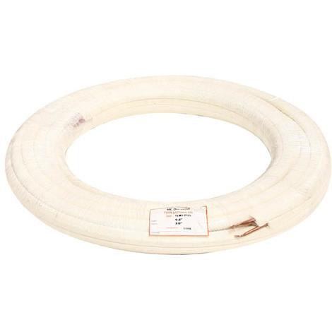 Kit de liaison frigorifique 1/4-3/8 longueur 20m