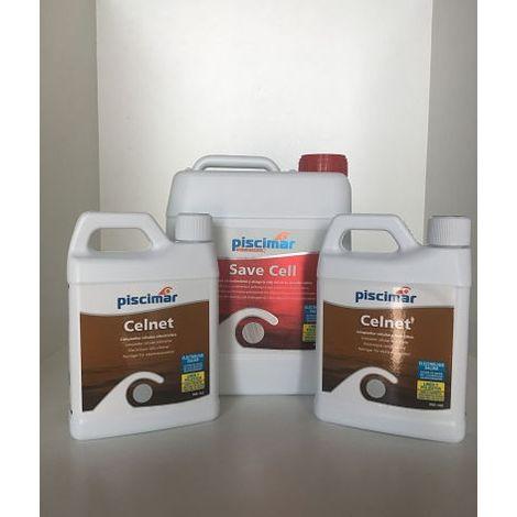 Kit de limpieza y Mantenimiento preventivo de Células Electrolisis Salinas.