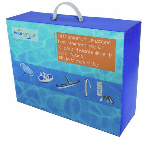 Kit de mantenimiento de la piscina Poolstyle