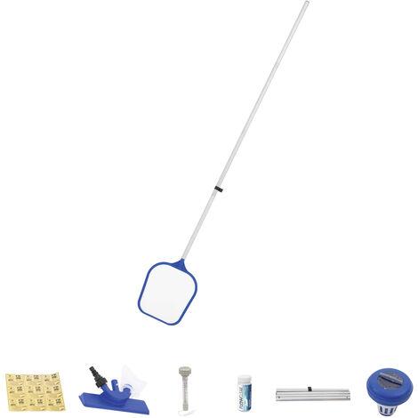Kit de mantenimiento Flowclear para piscinas sobre suelo 6 piezas