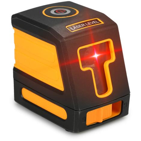 Kit De Mise a Niveau Au Laser, a Nivellement Automatique, 2 Lignes, Sans Support