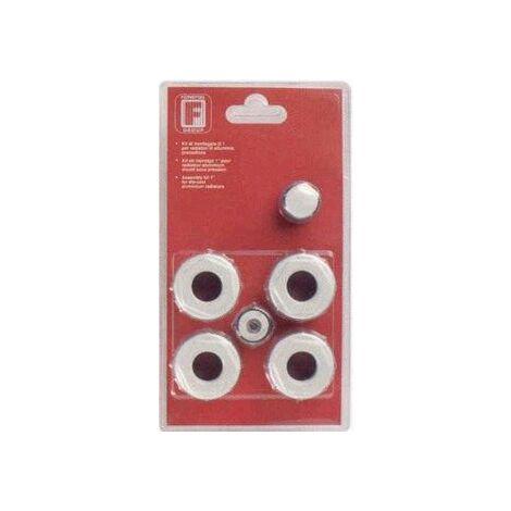 Kit de montage A 80 pour radiateurs - le kit A 40/1
