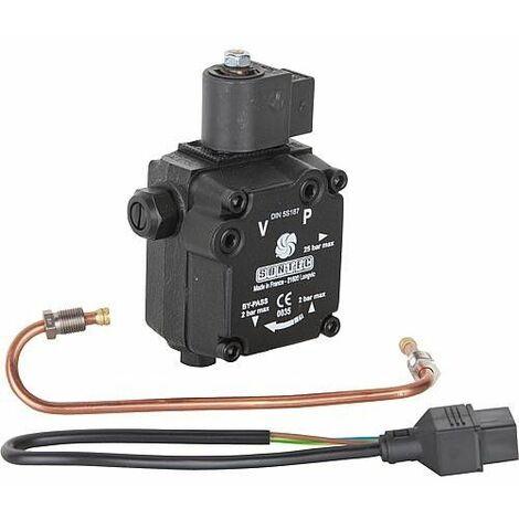 Kit de montage pompe fuel Suntec ALE 35C avec tube de refoulement fuel Electo-Oil 58132