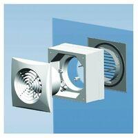 Kit de montage sur vitre pour aérateur silent ou décor unelvent