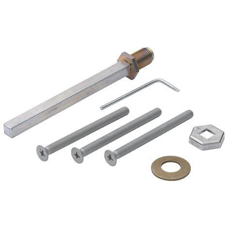 Kit de montaje puerta BS-SCHUTZ -GRT SST KN/GR 10 92-97 UNSICHTBAR