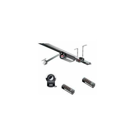 Kit de motorisation porte de garage S1015400001 pro+, 1100Nm, + 2 tèl Sommer. - SOMMER - Gamme Somloq 2 - S1015600004.