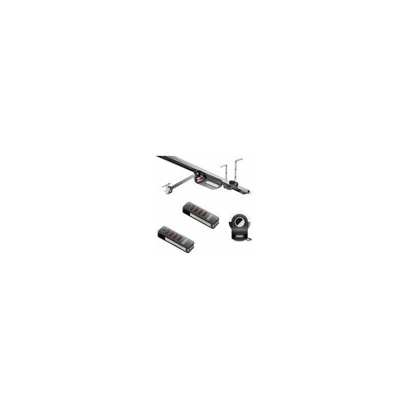 Kit de motorisation porte de garage S1015500001 pro+, 800Nm, + 2 tèl . Gamme Somloq 2 - S1015500004. - Sommer