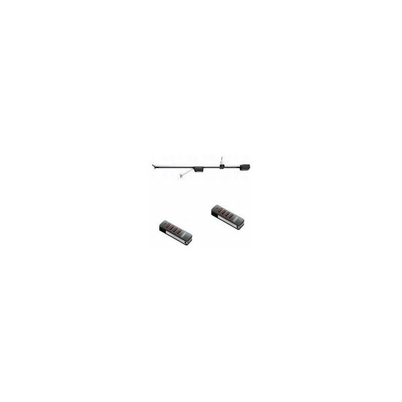 Kit de motorisation porte de garage S9080 Base+, 800Nm, + 2 tèl / gamme Somloq 2 - 8800V002. - Sommer