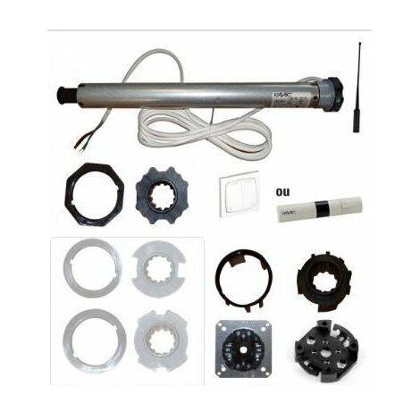Kit de motorisation TM56R - 30Nm - Pour volet roulant - Radio