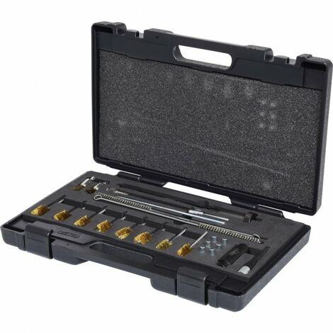 Kit de nettoyage de puits d'injection, 23 pièces
