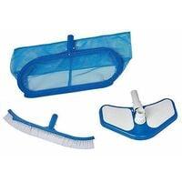 Kit de nettoyage pour piscine Intex Deluxe