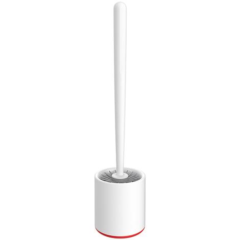 Kit De Nettoyage Pour Porte-Brosses De Toilette Verticales, Silice Tpr, Blanc, Xiaomi