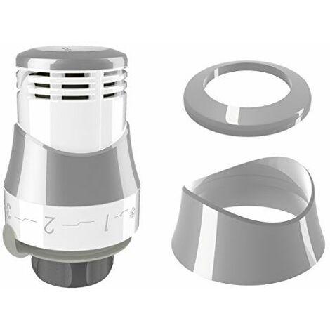 Kit de personnalisation inox pour tête thermostatique Senso 2 COMAP