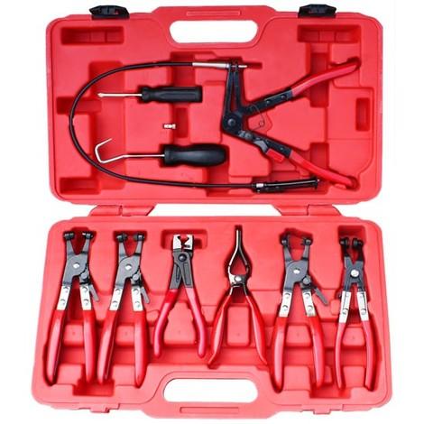 sortie d'usine matériau sélectionné fournir beaucoup de Kit de pinces pour colliers de serrage - 17149