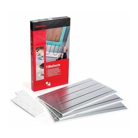 Kit de plaques isolantes T2 Reflecta pour plancher rayonnant électrique - 3m2