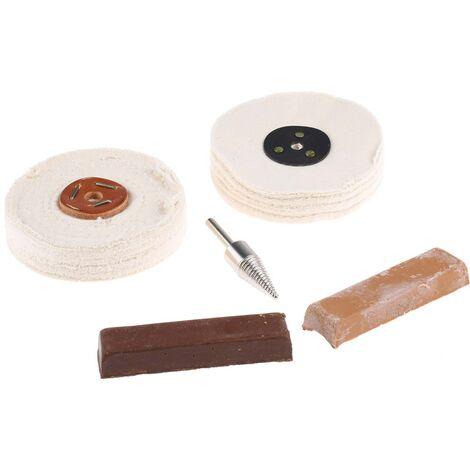 Kit de polissage pour les plastiques RS PRO 115 (x2)g