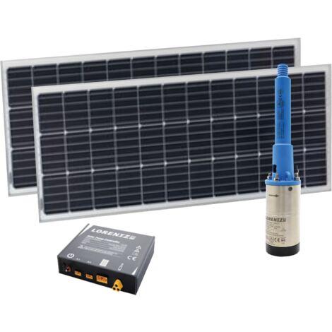 Kit de pompage solaire
