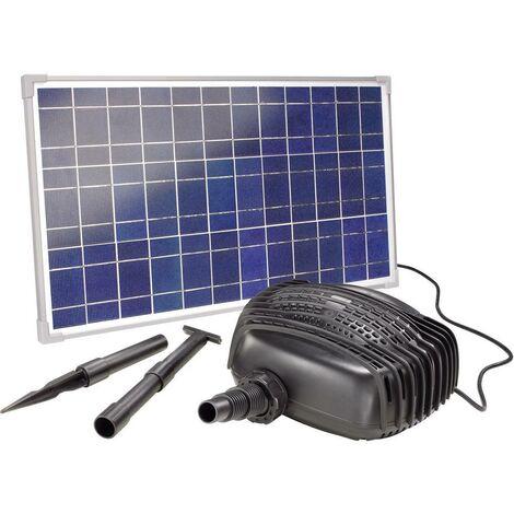 Kit de pompage solaire e cours deau 2480 l/h Esotec 101762
