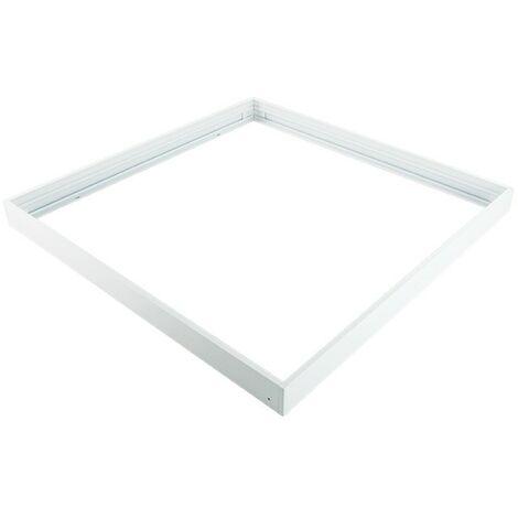 Kit de pose en saillie pour dalles led 300x300 ALU blanc