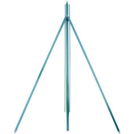 Kit de postes para malla metálica