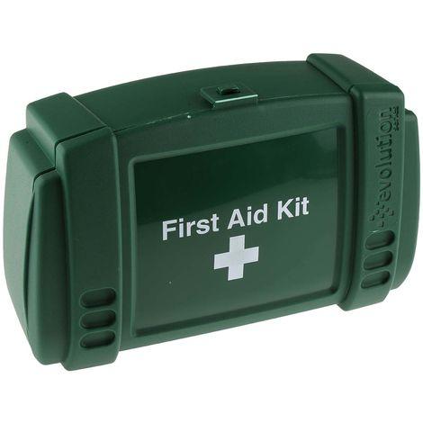 Kit de premiers secours RS PRO Type Etui, Mural, largeur 230mm