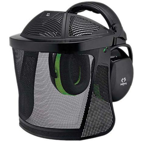Kit de protección de cabeza, Cápsula hilo visera