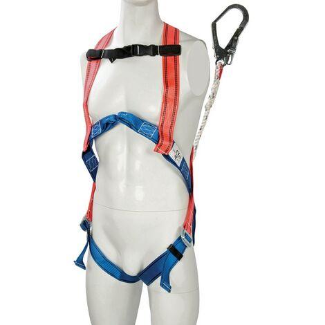Kit de protection anti-chutes - Harnais et absorbeur d'énergie