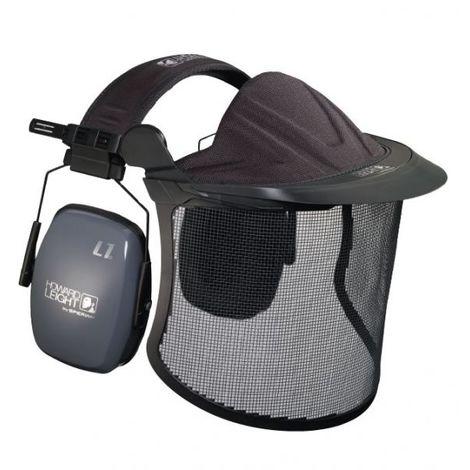 Kit de protection auditive et visage pour jardinier HOWARD LEIGHT
