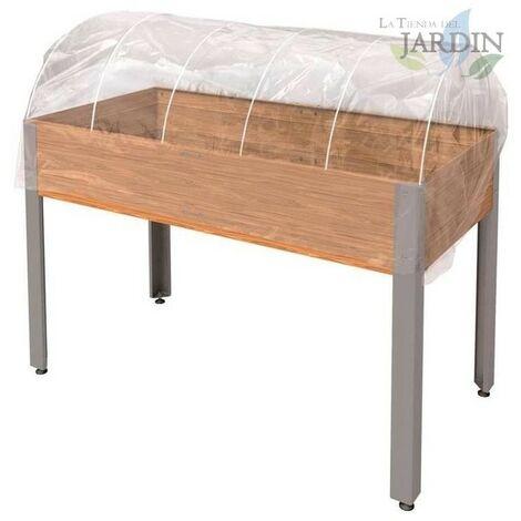 Kit de protection pour serre 153x73x30 cm, pour tables de culture