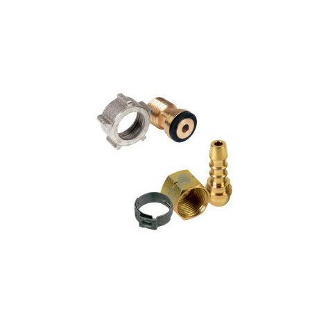 kit de raccord pour tuyau réf. 963bcompatibilité kit de raccord direct pour bouteille butane 13 kg