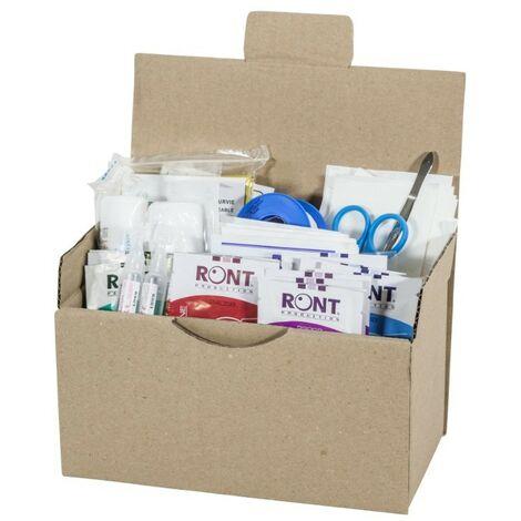 Kit de réassort pour armoire à pharmacie « Multirisques »