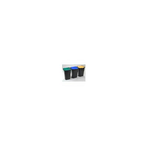 Materiales del cubo de basura