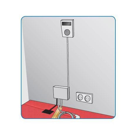 Kit de régulation Devidry 100 pour plancher chauffant