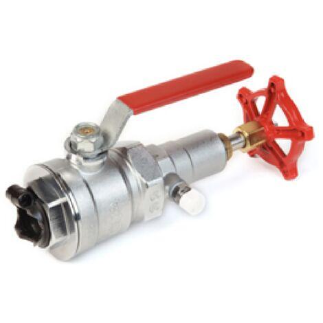Kit de remplacement des vannes thermostatiques de la série DB Giacomini R400DB   Clé