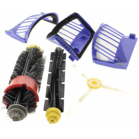 Kit de remplacement roomba série 600 pour Aspirateur Irobot