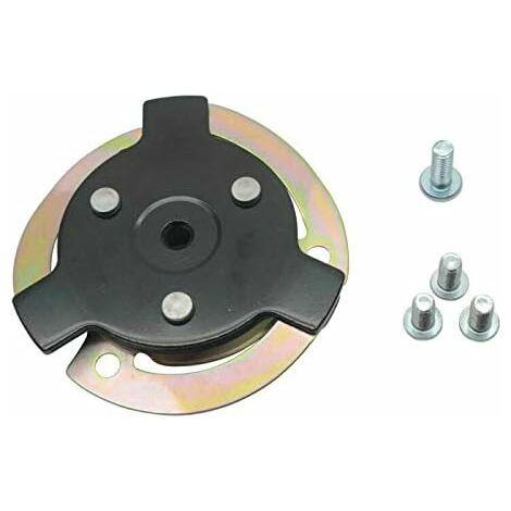 kit de réparation compresseur climatisation Air Conditionné A/C Compresseur,Moyeu d'embrayage CVC pour Voiture Réparation