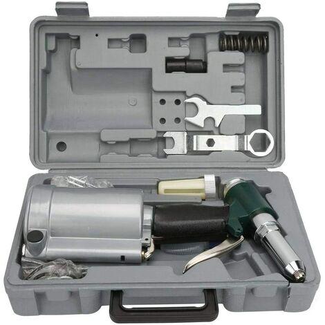 Kit de riveteuse pneumatique pour pistolet à Rivet hydraulique à air industriel, ensemble 2.4-4.8mm puissant et durable