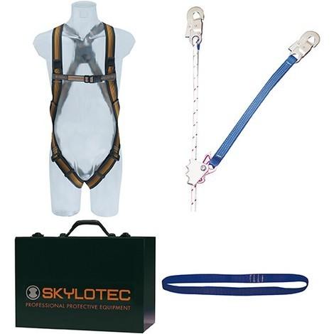 Kit de sécurité 50 CS2/Ergo Grip, 10 m sangle