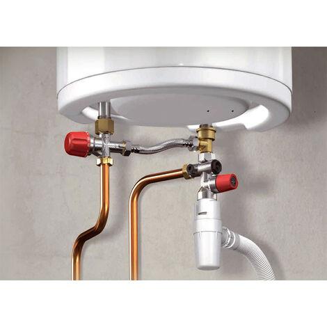 Kit de sécurité pour chauffe-eau à accumulation - KITéco