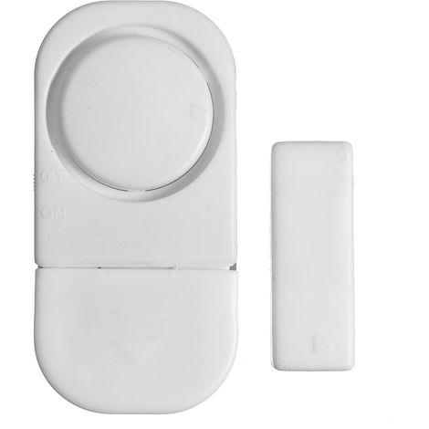 Kit de sistema de alarma de seguridad antirrobo inalámbrico F