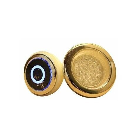 Kit de spots étanche IP68 chromo-thérapie pour hammam, sauna, spa balneo